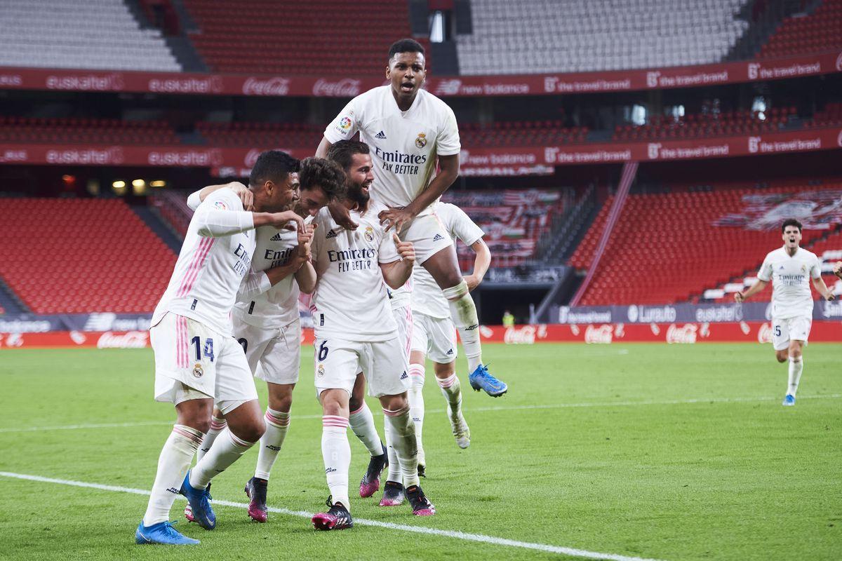 Real Madrid đang hết sức cố gắng với một lực lượng sứt mẻ