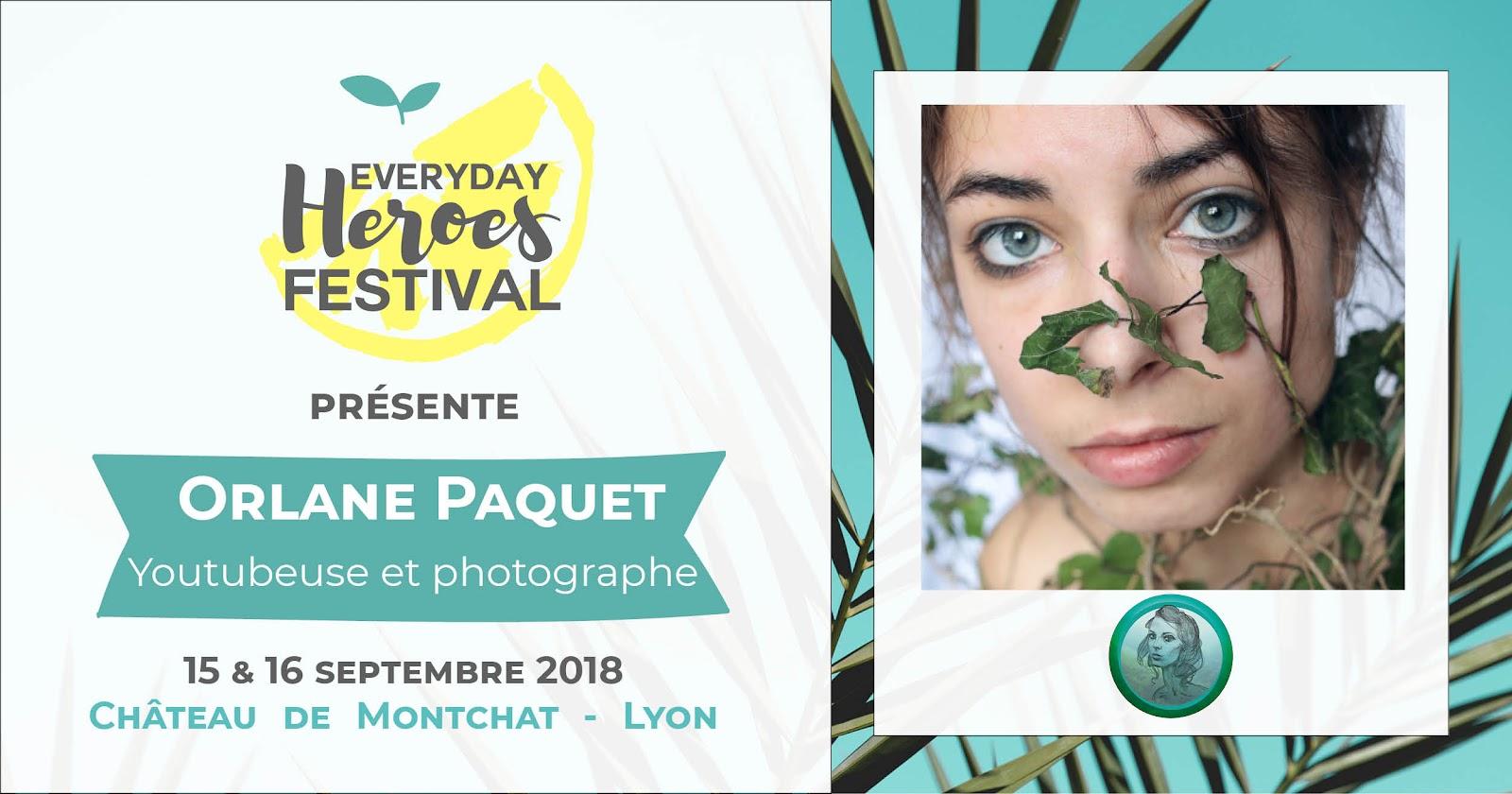 Orlane Paquet, de la chaîne Youtube Libre et Sauvage, pour un mode de vie éco-responsable au quotidien