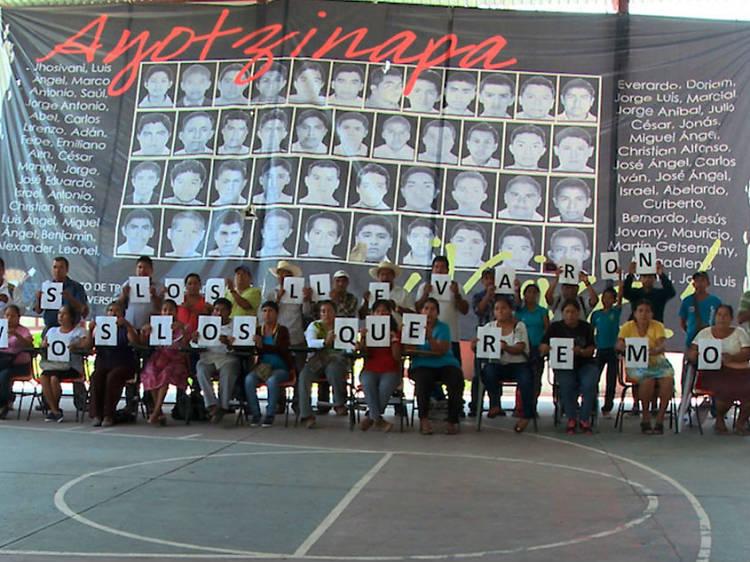 Ayotzinapa: El paso de la tortuga