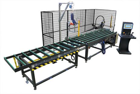 BM AS CNC - Монтажный стол