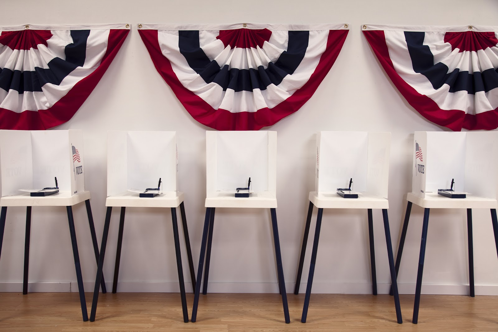 The Turnout will enhance your knowledge of politics and the election without boring, overwhelming, or angering you Getty Images