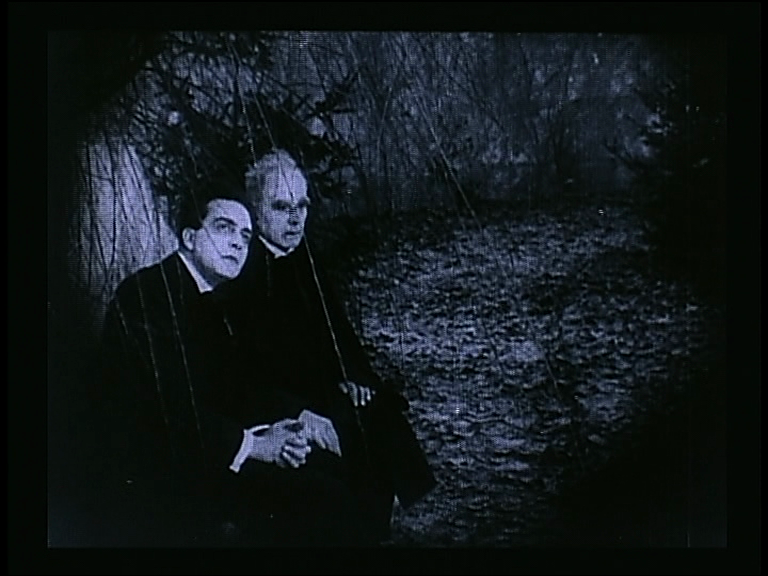 ithankyou: Art of darkness… The Cabinet of Dr. Caligari (1920)