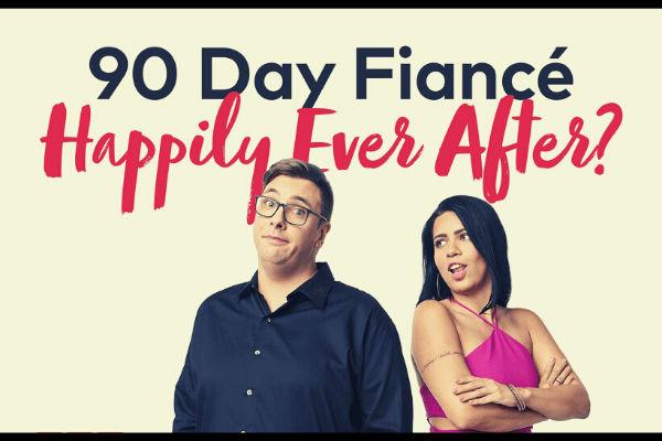 90 Day Fiance Season 8 poster