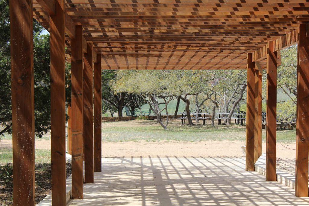 pergola bois bioclimatique atelier du store