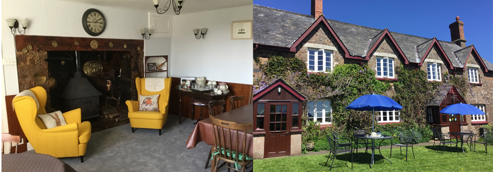 Enjoy a short break or a long holiday at Quoit-at-Cross Bed and Breakfast.