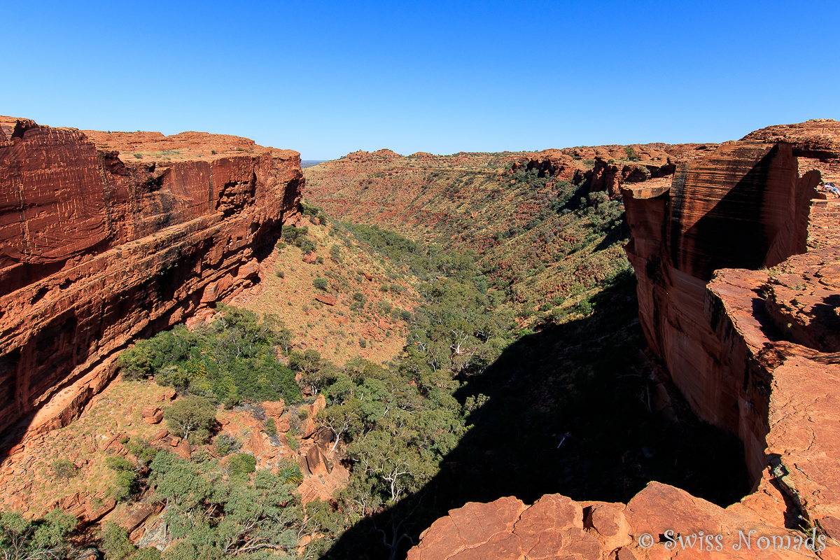 Kings Canyon Rim Walk - Watarrka National Park, NT