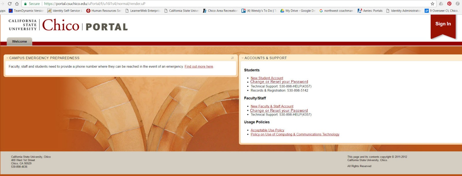 csu chico portal Article - Claiming your new Chico Sta...
