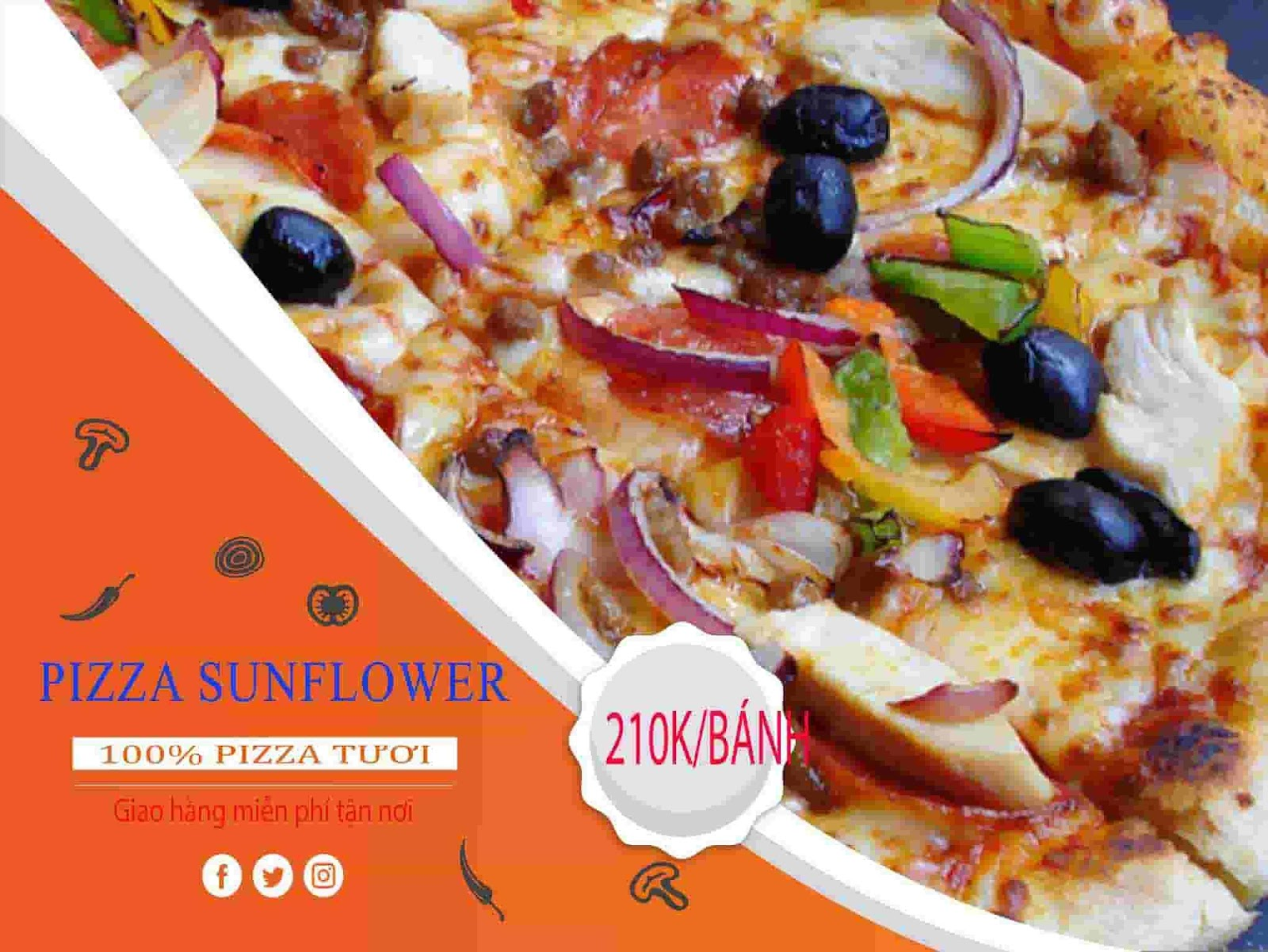 pizza sunflower-min