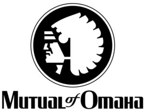 This is Mutual Of Omaha's Logo.