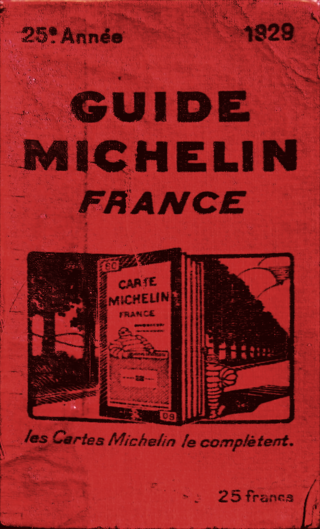 Red Guide 1929