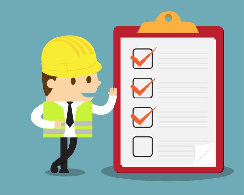 checklist de exigências para construir uma casa