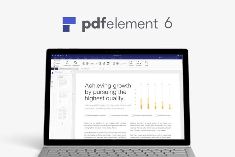 PDFelement : A Powerful Feature-Packed PDF Editor