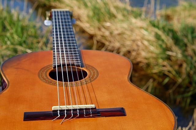 Guitare, Instrument De Musique, Instrument À Cordes