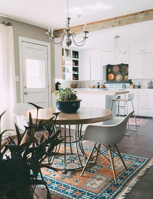 How To Add Bohemian Style To Your Kitchen The Kitchen Company