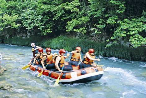 Rafting and other River Activities (Arcadia)