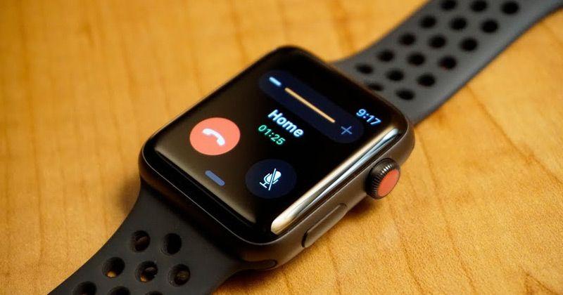 Cách gửi tin nhắn trên Apple Watch