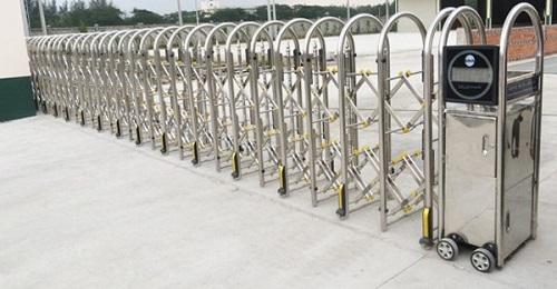 Cổng điện phù hợp với nhu cầu và mọi đối tượng sử dụng