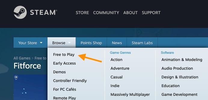 4 Cara Cepat dan Mudah Download Game Gratisan