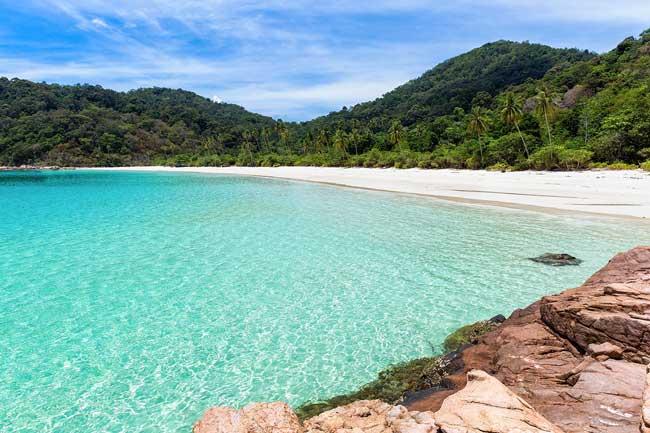 جزایر زیبای مالزی