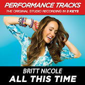 All This Time (Performance Tracks) - EP