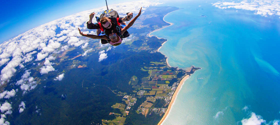 Mission Beach Skydiving