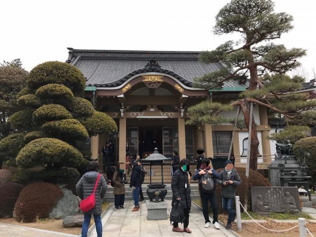 霊樹寺(埼玉)