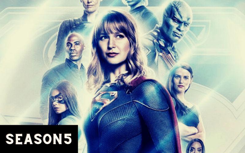 index of supergirl season 5
