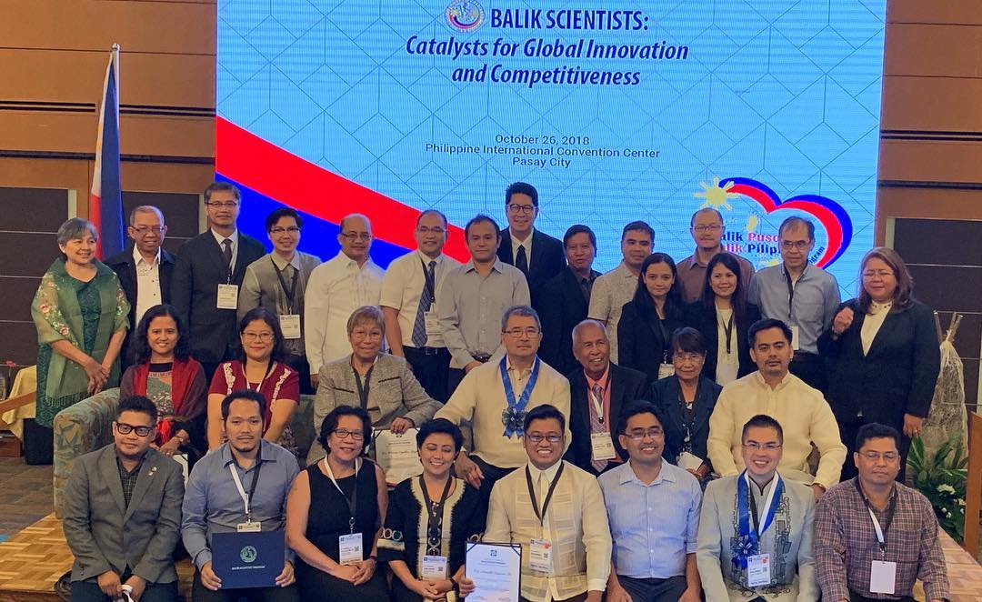 DOST's 4th Annual Balik Scientist Convention featuring Dr. Arnulfo Rosario, Jr., the first Filipino public health informatician trained by the United States Centers for Disease Control and Prevention