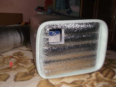 Утепленный домик для кошки своими руками