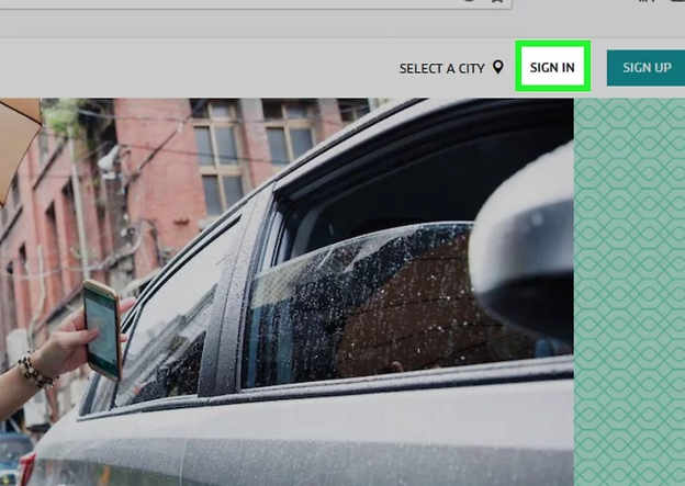 How to get a refund from uber step by step