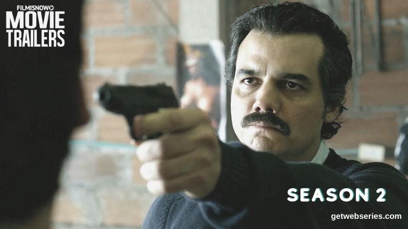 Index Of Narcos Season 2 famous web series on netflix