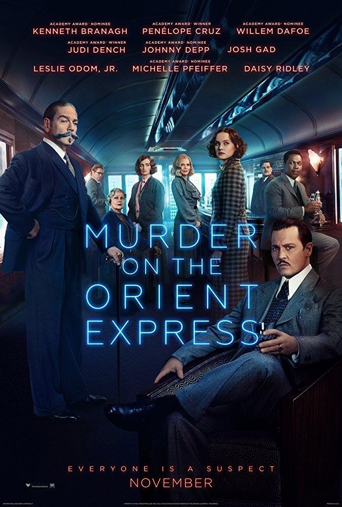 4. Murder on the Orient Express