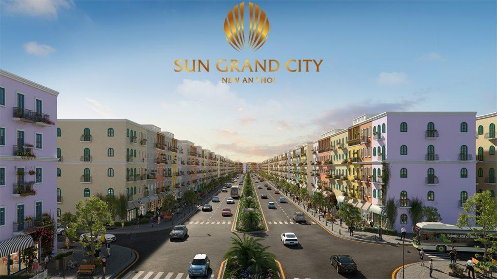 Dự án Sun Grand City New An Thới