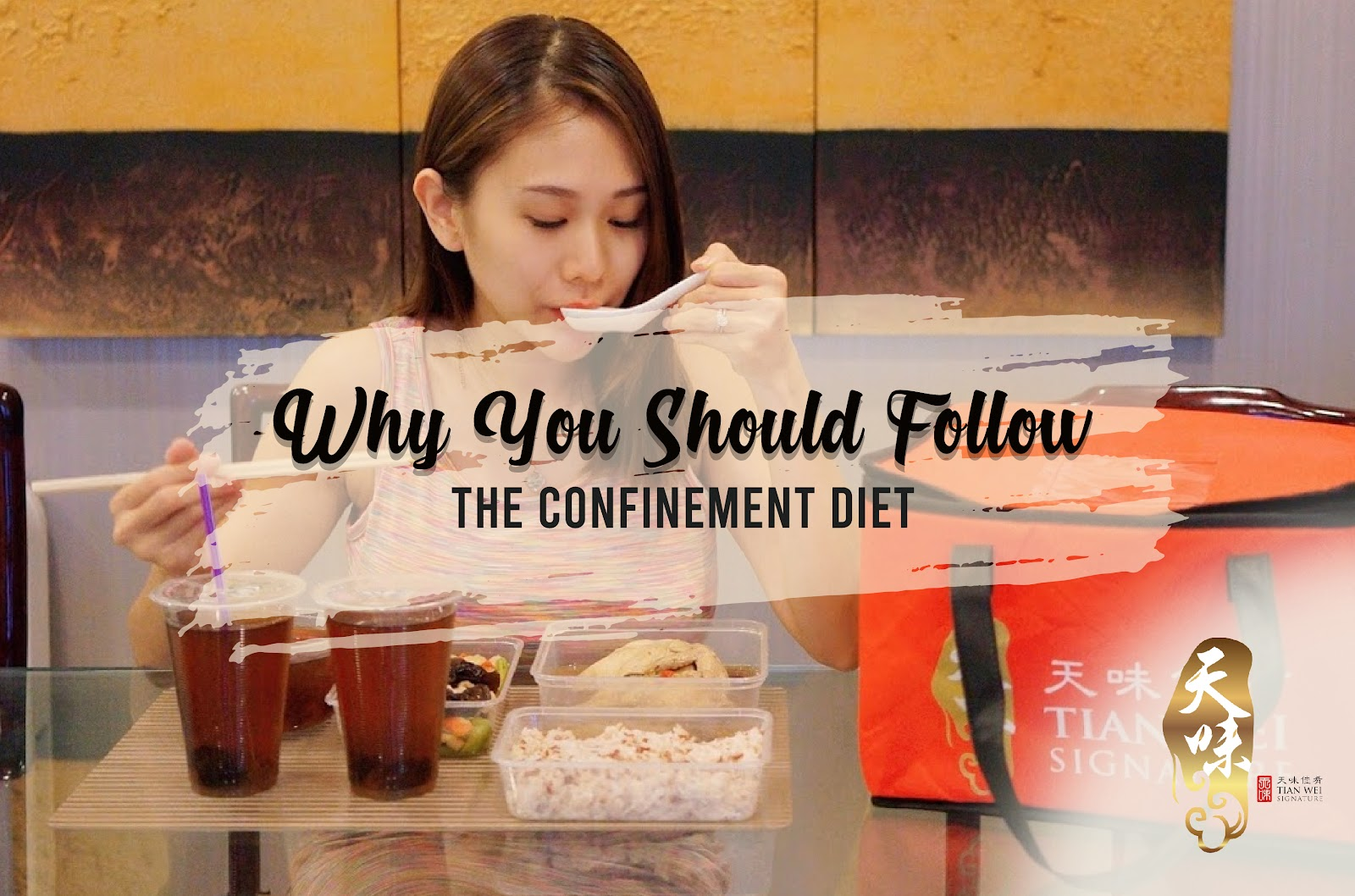 Why Confine your Diet during Confinement?