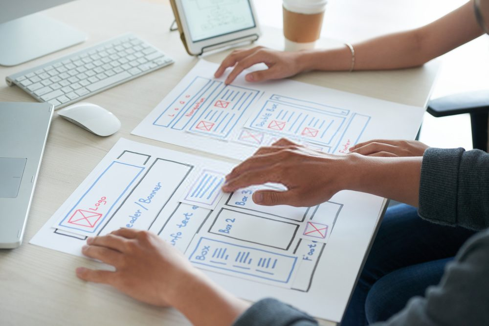 Buat Struktur Website yang Jelas