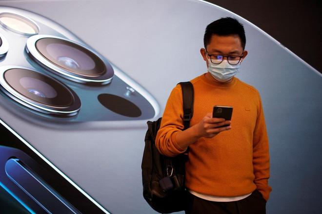 iPhone 12 bị vỡ trận ở Trung Quốc - Ảnh 1.