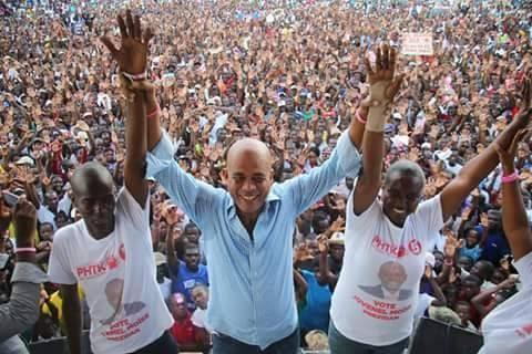 Image result for jovenel martelly   PHOTOS