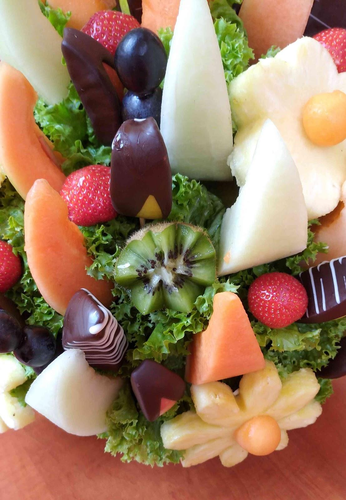 Frutiko Ovocná kytice Zahradní slavnost