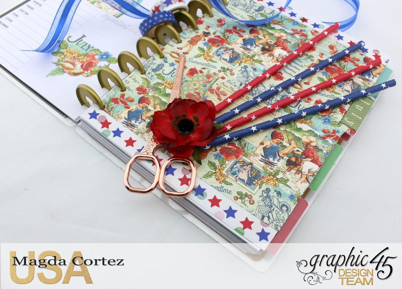 My JULY G45 Planner, Children's Hour By Magda Cortez, Product by G45, Photo 03 of 20 .jpg