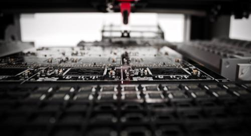 PCB manufacturing processing