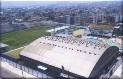 Estádio Mourão Vieira Filho - Olaria