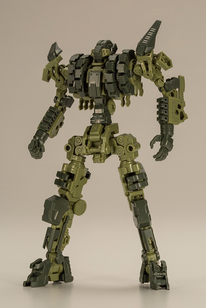 Kotobukiya / 壽屋 / MSG 改裝型骨架 組裝模型 / 全4色 獨立販售