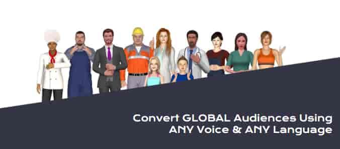 Video Robot Software feature converts global audiences. VideoRobot demo