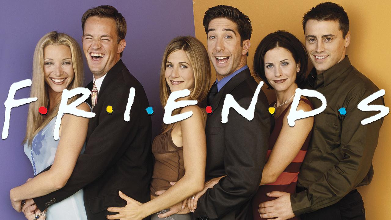 Priatelia - seriál