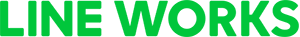 「LINE WORKS」ロゴ