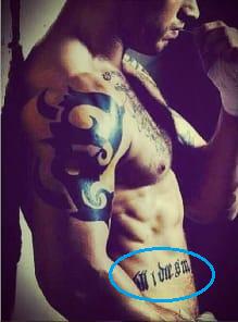 """Till I Die SW"" Tattoo"