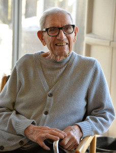 Bill Challas, December 2013