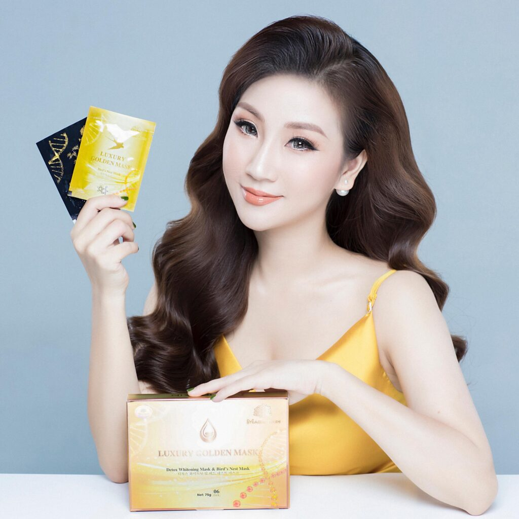 CEO Bùi Đặng Thùy Linh được vinh danh Á hoàng doanh nhân Magic Skin 2020 - Ảnh 2
