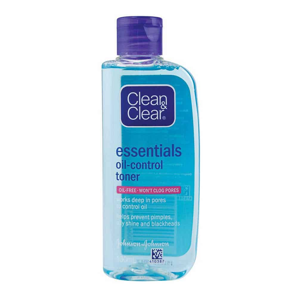 Clean & Clear Essential Oil Control Toner