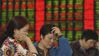 Harshad Mehta, NSE, Sensex, Chinese Stock Market Crash